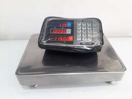 Vendo báscula digital inalámbrica. 300 kg.