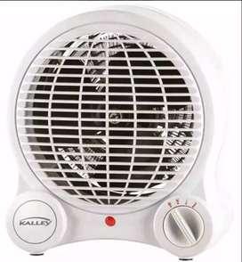 Calentador Calefactor de Ambiente 1500W y 400W Portatiles de Corriente