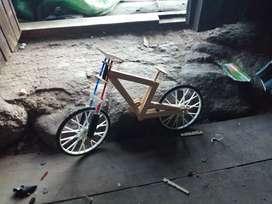 Vendo mi bici