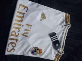Camiseta Real Madrid 2019-20