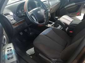 Hyundai Santa fe 4x4 año 2012