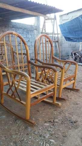 Mueble de Guayacan