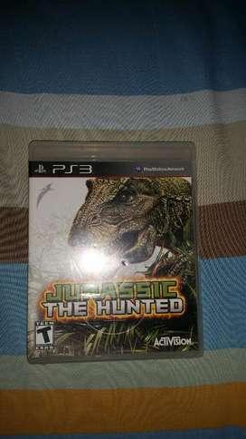 Jurassic :the Hunted