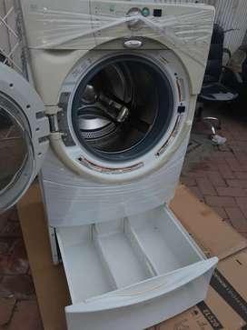Hermosa lavadora  whirpool americana