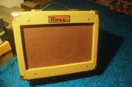 Amplificador Ross 15w Impecable Recibo todas las Tarjetas, Cuotas
