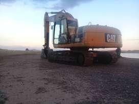 Vendo excavadoras  CAT 320Cl, 325Dl y dos cargadores frontal L150D y L180D.