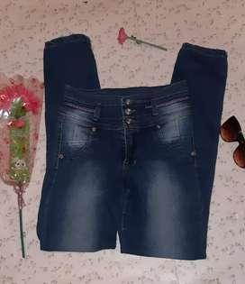 Jeans talla 12