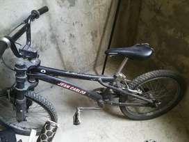 Bicicleta Detalles a La Vista