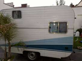 Vendo casa rodante marca Alvarez