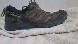 Zapatillas Salomón semi nuevas