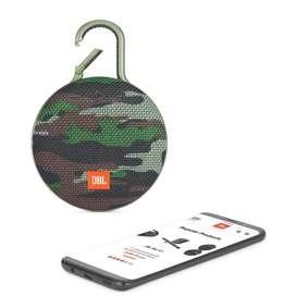 Jbl clip 3 altavoz Bluetooth portátil (color camouflage)