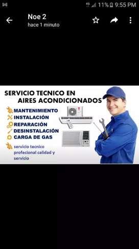 Reparacion de aire neveras lavadoras
