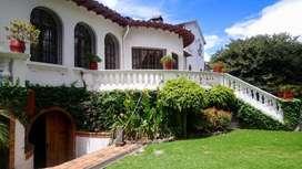 Arriendo Hermosa casa de hacienda sector El Condado