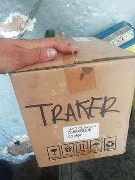 Vendo compresor de tracker original