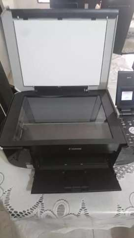 Impresora Canon pixma MP470 multi uso. negociable