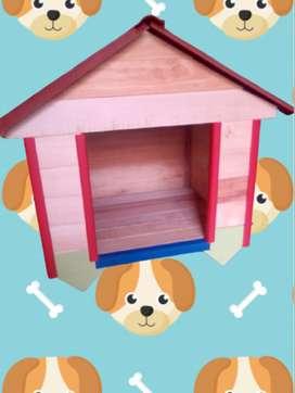 Casas de perro en Madera Medinas