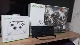 Xbox One S Usada 1tb 1 Control + Obsequios