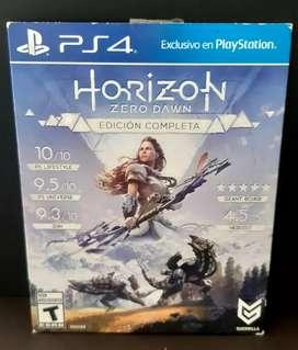 pelicula juego play 4 horizon