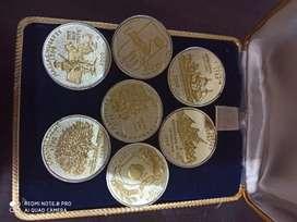 Monedas cuarter  dollar