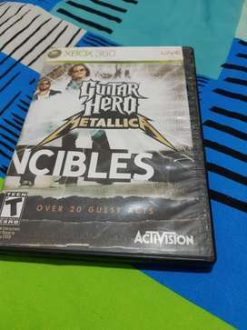 Guitar Hero Metalica Xbox 360
