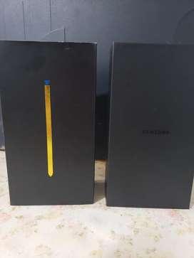 Se vende Samsung Galaxy Note 9 precio negociable
