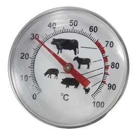 Termometro para hornear Carnes/leche