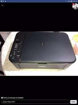 Cambio impresora nueva con  wifi canon primax