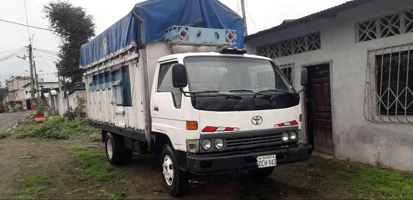 Se Vende Camión Toyota Dyna 0