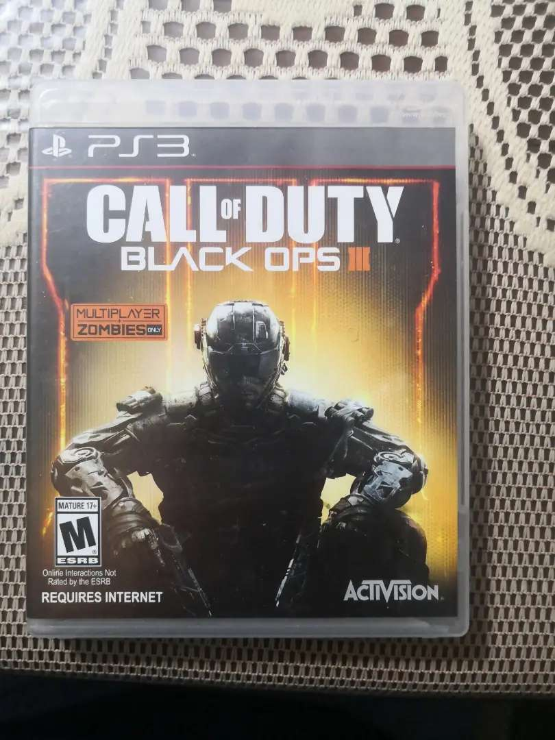 Call of Duty PS3 0