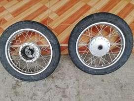 Rines de moto # 14