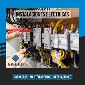 SIELER - Inst Electricas, Aires Acondicionados, Alarmas, Camaras
