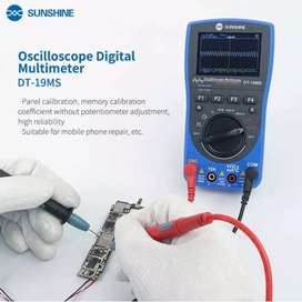Osciloscopio digital multimeter sunshine DT-19MS