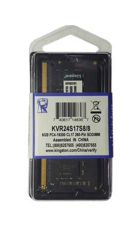 Memoria Ram DDR4 8Gb 2400 Mhz (nuevo) PC4 para Laptop