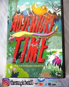 Hora De Aventuras DVDs