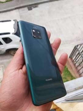 Vendo o cambio Huawei mate 20 pro como nuevo garantizado