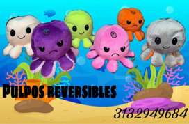 Pulpos reversibles