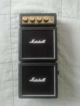 Vendo Amplificador Marshall MS-4 NUEVO