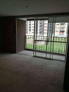 Apartamento en Itagüí en obra gris y unidad cerrada