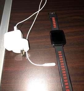 Smartwatch Mywigo Naranja Sw11 Runing