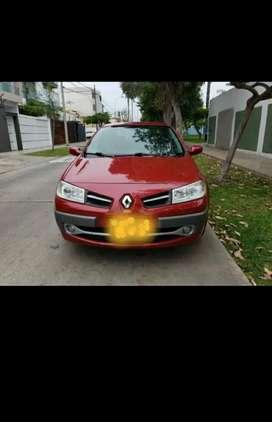 Vendo auto Renault megane ll