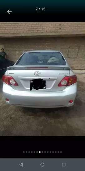 Venta de auto Toyota Corolla