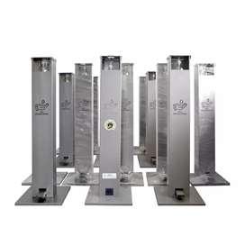 Dispensador automático de alcohol jabón o gel 1000ml