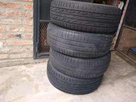 4 Cubiertas Dunlop  205 60 16