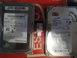 2 discos duros + usb (gratis)