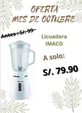 Licuadora IMACO nueva