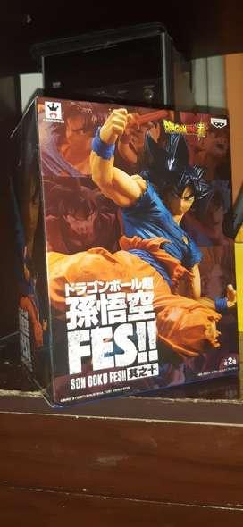 Banpresto/ Goku Ultrainstinto/ Dragon Ball