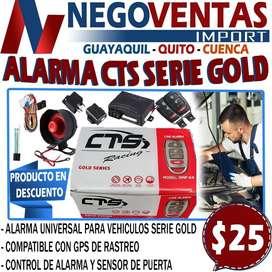 ALARMA CTS SERIE GOLD EXCLUSIVAMENTE EN DESCUENTO SOLO EN NEGOVENTAS