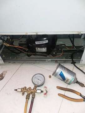 Reparacion todo tipo congeladores horizontales verticales