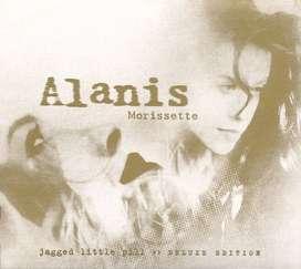 ALANIS MORISSETTE JAGGED LITTLE PILL 2 CD ANIVERSARIO 2020 DELUXE