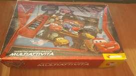Juego Sonoro Gigante Cars. Disney